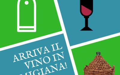 Arriva il vino!